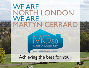 Get brand editions for Martyn Gerrard, Muswell Hill