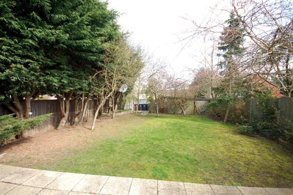 Rear Garden View A