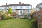 4 bed End of Terrace home in Derwent Avenue...