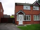 semi detached property in Bristol Drive...