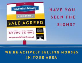 Get brand editions for Cavendish Manley, Ellesmere Port