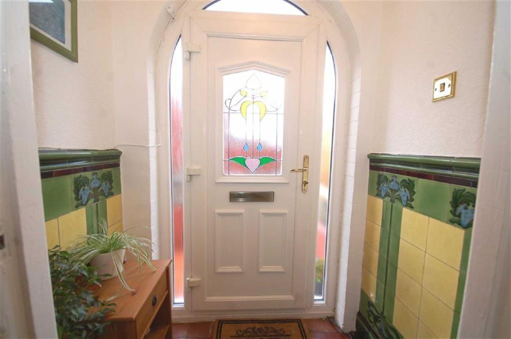 Vestibule entrance p