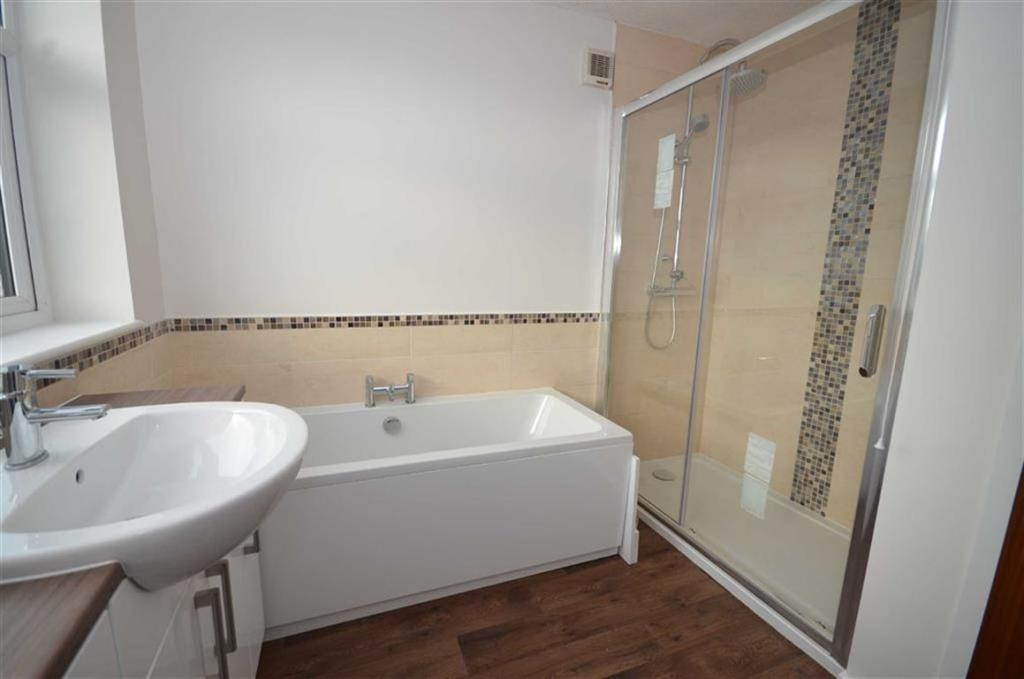 Refitted Bath/Shower