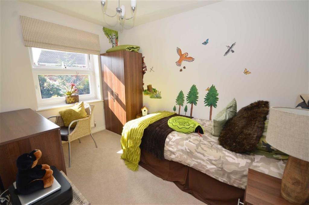 Rear Bedroom Four