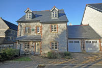 Detached home in St. Davids Close...