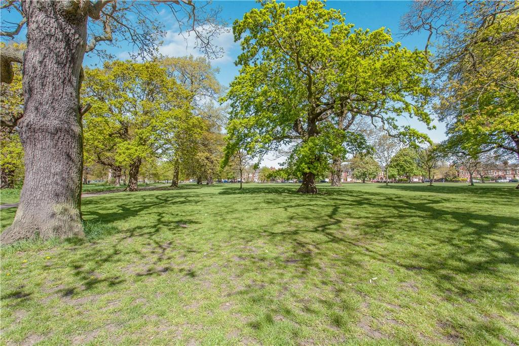 Tooting Bec Common Spring 2015