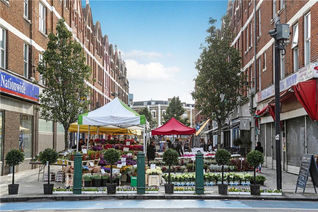 Hildreth Street Market Oct 2015