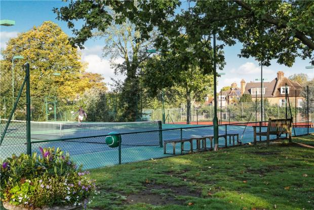 Telford Park Tennis Club