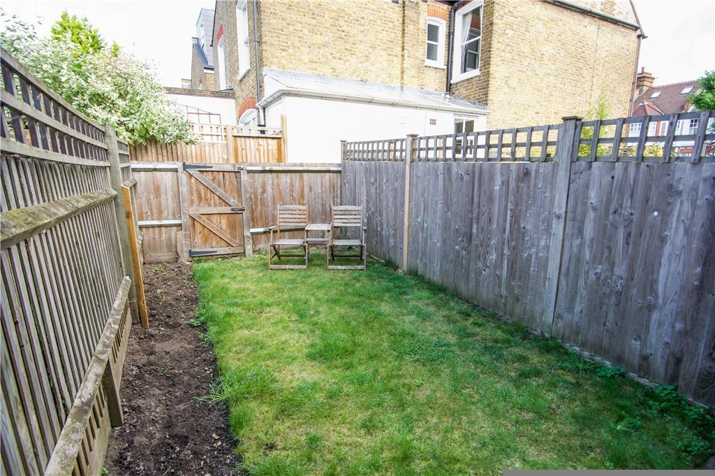 Rear Garden Picture Two