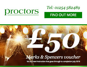 Get brand editions for Proctors Estate Agency, Blackburn