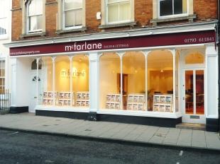 Mcfarlane Lettings, Swindon branch details