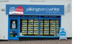 Pilkington & White Estate Agents, Lydneybranch details