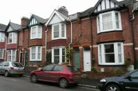 Terraced property in St Leonards, Exeter