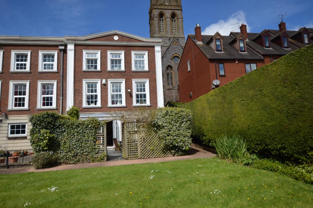 3 bedroom end of terrace house for sale in dinham crescent for Terrace exeter