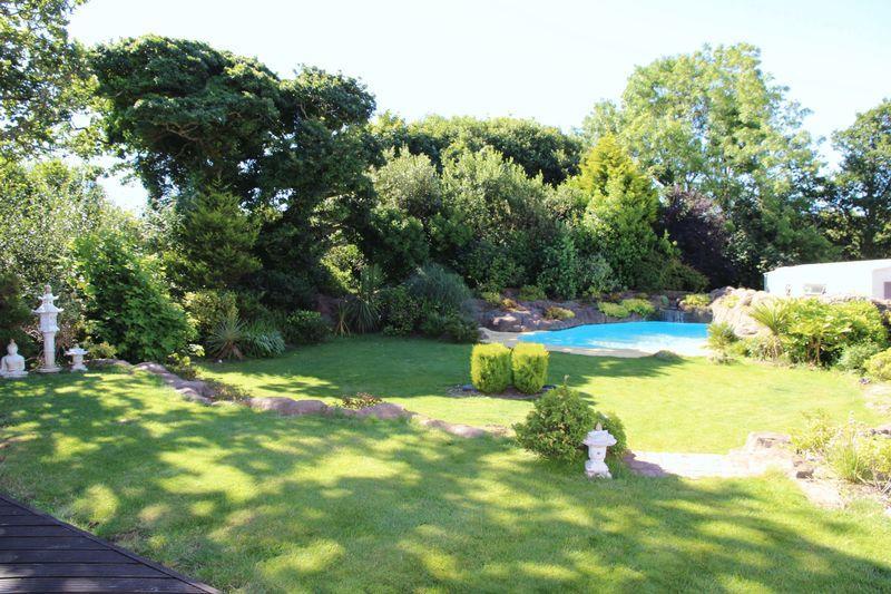 Pool & Garden