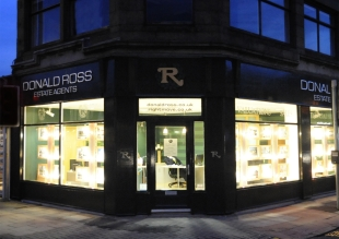 Donald Ross Estate Agents, Ayr branch details