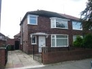 semi detached home in Clevedon Avenue, Urmston...