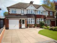 Hawthorne Road semi detached property for sale