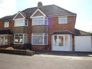 3 bedroom semi detached house for sale in Blandford Avenue...