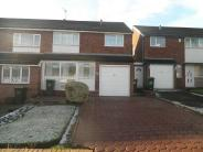 3 bed semi detached house for sale in Bakerhouse Grove...
