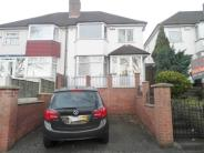 3 bed semi detached house in Foden Road, Great Barr...