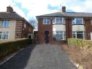3 bed semi detached property in West Boulevard, Quinton...