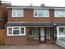 semi detached home to rent in North Road, Harborne...