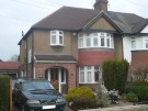 semi detached house in Chalkwell Park Avenue...