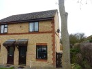 2 bed semi detached property for sale in Siddons Close, Oundle...