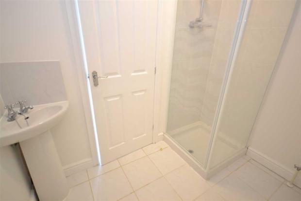 en-suite shower r...