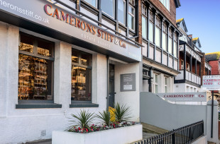 Camerons Stiff & Co, Londonbranch details
