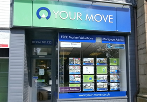 YOUR MOVE Lettings, Darwenbranch details