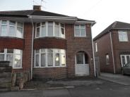 Dannah Street semi detached house to rent