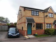 2 bedroom semi detached property for sale in Wansbeck Close...