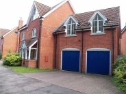 Detached property in Cleveland Way, Stevenage...