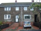Terraced property in Menzies Avenue, Cumnock...