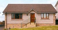 Plot in Holmhead Road, Cumnock...