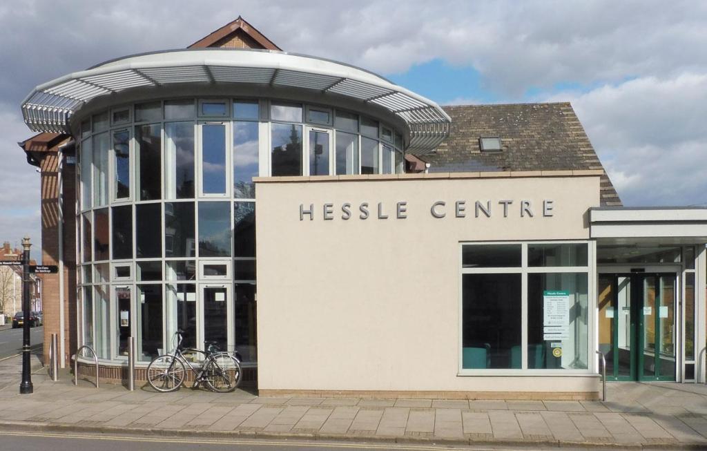 HESSLE TOWN CENTRE
