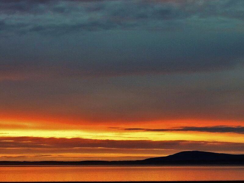 Sunset - Morec...