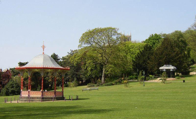 The Arboretum ...