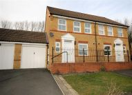 semi detached home in Huntingdon Gardens...