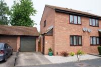 2 bedroom semi detached home for sale in Weston Way, Newmarket
