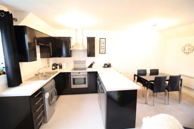 Kitchen/diner/lounge
