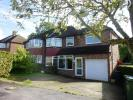 4 bed semi detached house in The Greenway, Epsom