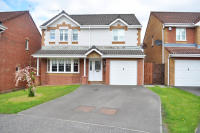 Detached house for sale in Argyll Avenue, Dumbarton...