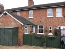Terraced home for sale in Railway Cottages, Oakley...