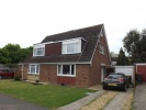 semi detached home for sale in Copthorne Close, Oakley...