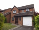 Detached house in Brett Drive, Bromham...