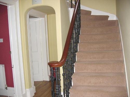 Stairs -- Main House