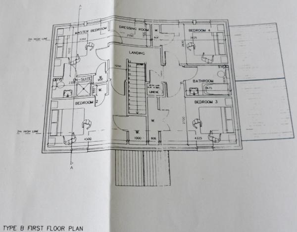 Front Floor Plan
